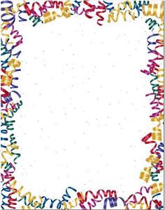 birthday stationary borders ; 400b934860166b293589316d0acf7ef0--clipart-party-paper-confetti