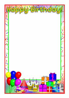 birthday stationary borders ; 9e9e20ae1d17af645b30d1d4db6e9867--borders-and-frames-page-borders