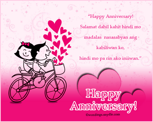 birthday sweet message tagalog ; happy-anniversary-messages-in-tagalog