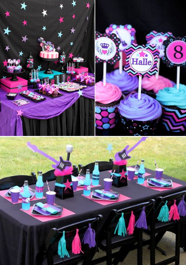 birthday theme ideas for her ; 50th-birthday-party-ideas-for-her1
