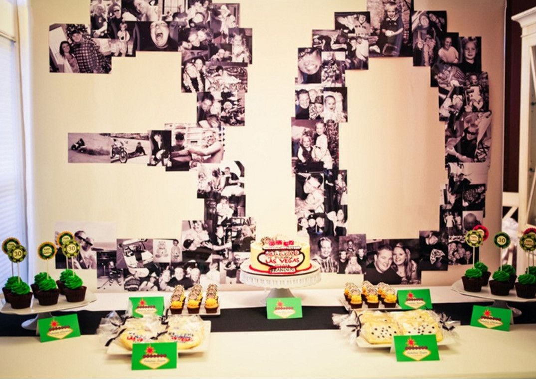 birthday theme ideas for her ; womans-30th-birthday-party-ideas