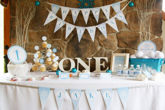 birthday theme party for baby boy ; 1st-birthday-party-themes