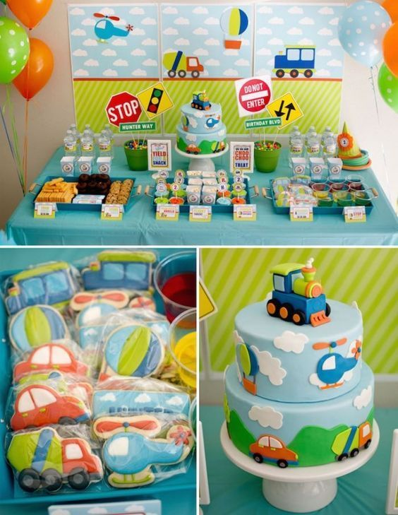 birthday theme party for baby boy ; a297983087cbab546fe3a3b28accd6f6--themed-birthday-parties-birthday-party-ideas