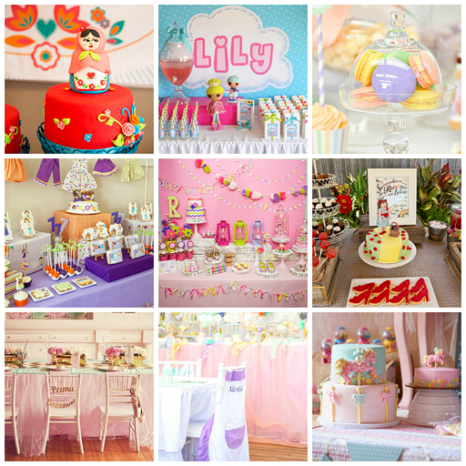 birthday themes and ideas ; party-ideas-for-girls-part-2