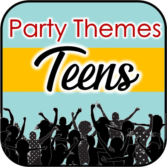 birthday themes and ideas ; party-themes-for-teens