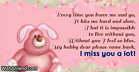 birthday wish for my husband across the miles ; 9265-missing-you-messages-for-husband