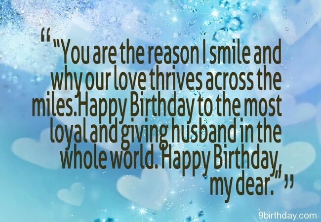 birthday wish for my husband across the miles ; birthday-quotes-husband-awesome-sweet-50-birthday-wishes-and-messages-for-husband-from-wife-of-birthday-quotes-husband
