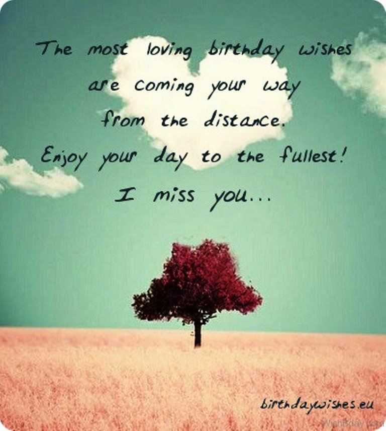 birthday wish friend across miles ; Enjoy-Your-Day-TO-The-Fullest