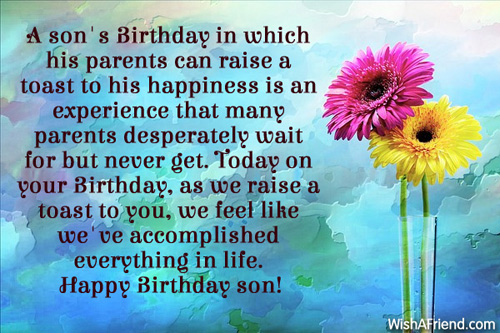 birthday wish to a son from father ; 1618-son-birthday-messages