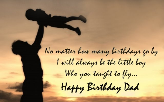 birthday wish to a son from father ; Sweet-birthday-card-message-to-dad-from-son
