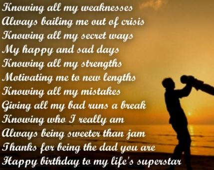 birthday wish to a son from father ; happy-birthday-quotes-for-dad-from-son