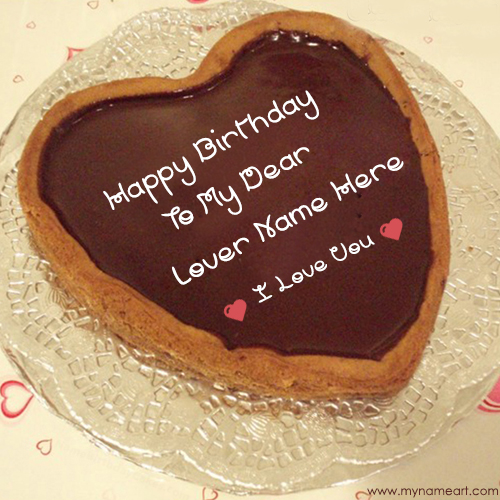 birthday wishes cake photo editor ; chocolate-heart-shape-birthday-cake-for-lover-with-name