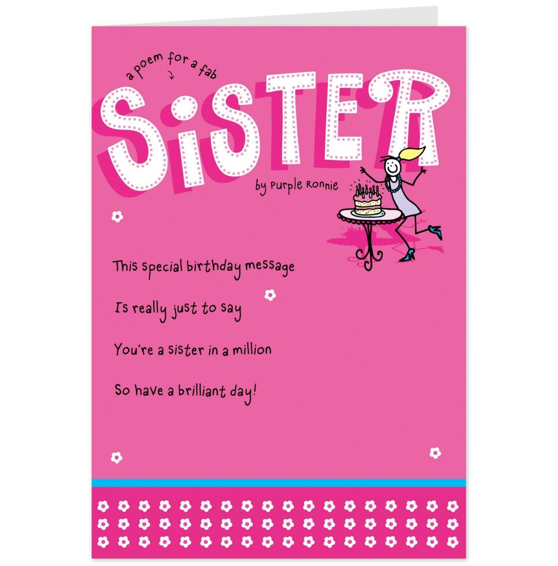 birthday wishes for younger sister poem ; beautiful-poem-of-sister