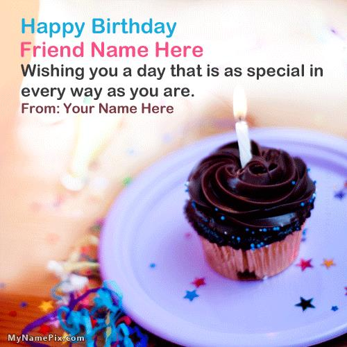 birthday wishes with photo and name editor ; friend-birthday-wish_name_pictures_7ad0364d