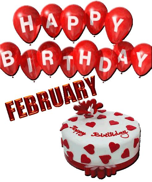 birthdays and anniversaries clipart ; february-weather-clipart-6