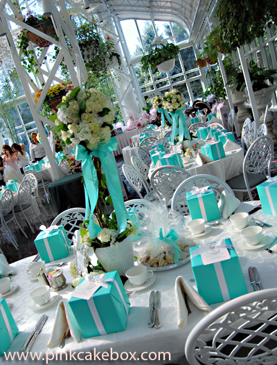 blue color themed birthday party ; color-themed-birthday-party-6464164-orig