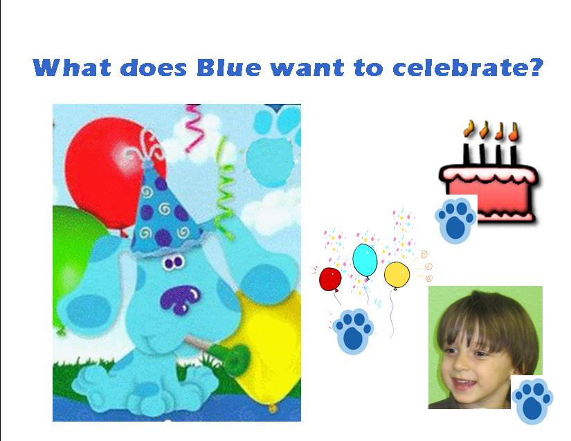 blues clues happy birthday ; blues-clues-invitation