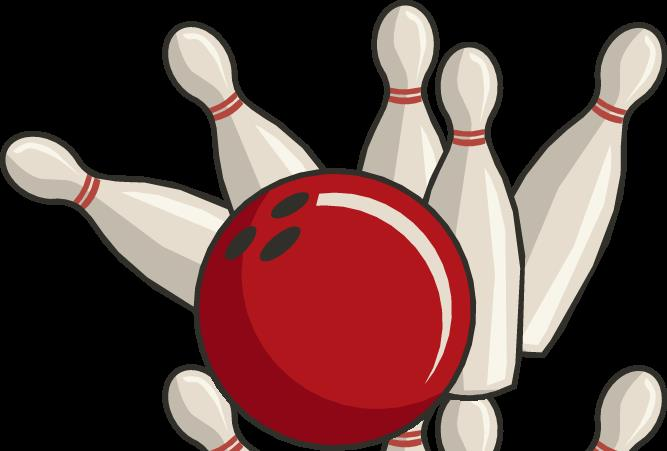 bowling birthday clipart ; Bowling-free-clipart-clipart