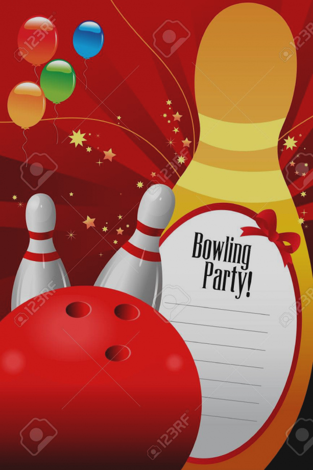 bowling birthday clipart ; beautiful-of-free-bowling-party-invitation-template-a-vector-illustration-royalty