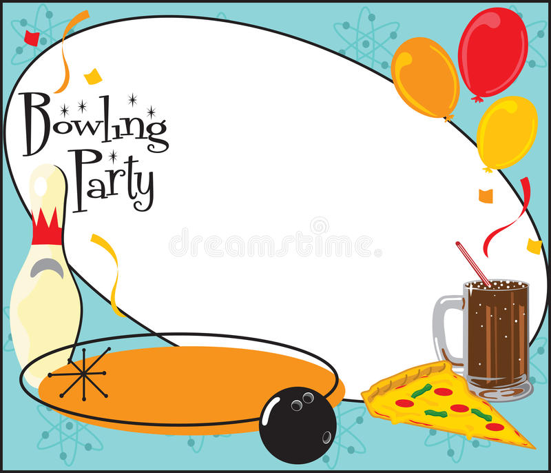 bowling birthday clipart ; bowling-birthday-party-invitation-12833683