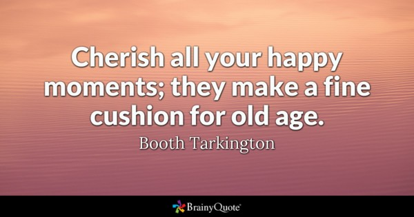 brainy quotes birthday message ; boothtarkington1