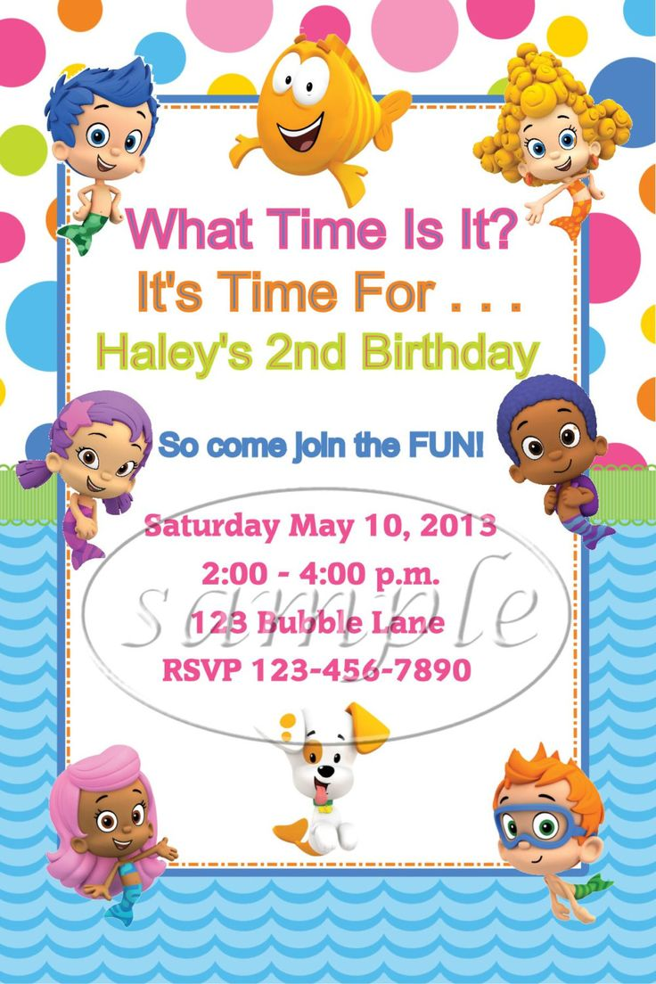 bubble guppies birthday invitation template ; bubble-guppies-birthday-invitations-as-an-alternative-for-your-delightful-Birthday-invitations-6