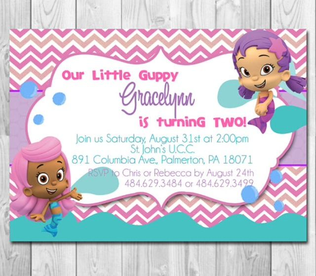 bubble guppies birthday invitation template ; bubble-guppies-birthday-invitations-with-beauteous-invitations-for-resulting-an-extraordinary-outlook-of-your-Birthday-Invitation-Templates-11