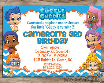 bubble guppies birthday invitation template ; bubble-guppies-invitation-template-birthday-invitations-together-with-a-picturesque-view-of-your-templates-using-gorgeous-19-relevant-thus