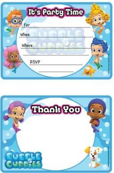 bubble guppies birthday invitation template ; fca88c99ab1cd4d9b0f8e6b76ca07933--bubble-guppies-party-bubble-guppies-birthday-party-invitation