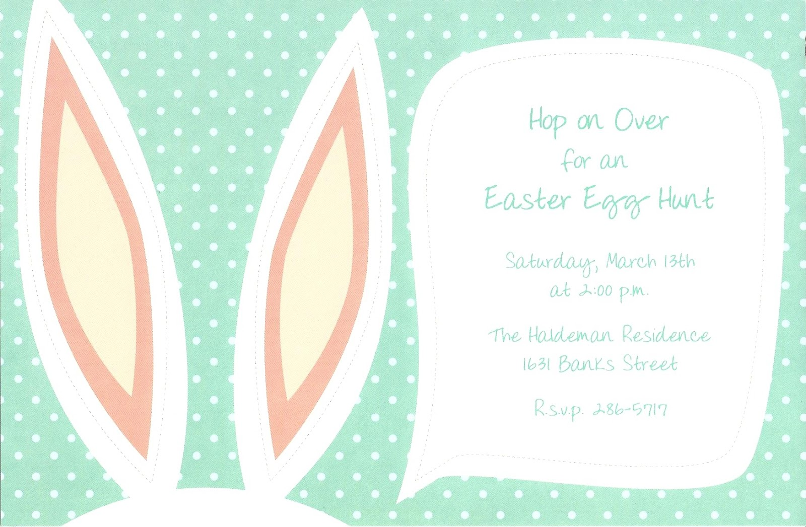bunny birthday invitation template free ; others-endearing-easter-invitation-e-card-design-with-hayden-avery-fine-stationery-and-blue-text-color-and-white-bunny-illustration