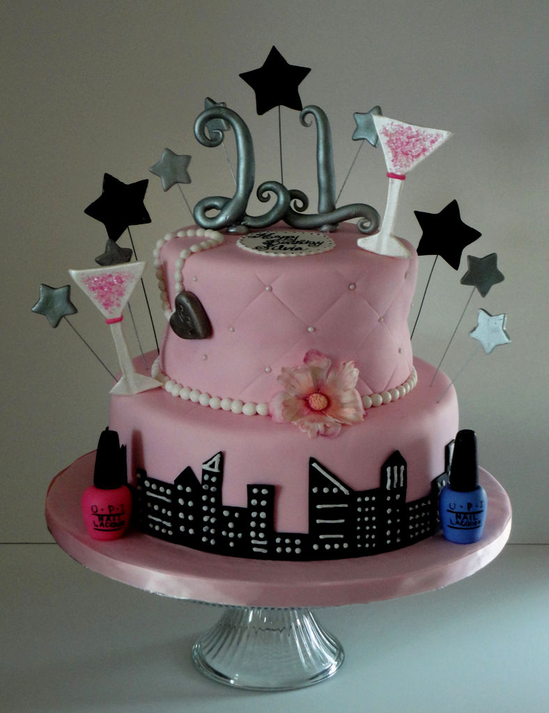cake design ideas for 21st birthday ; 21St-Birthday-Cake-Decorating-Ideas-Add-Photo-Gallery-Pic-Of-Happy-St-Birthday-Cake-Images-Happy-St