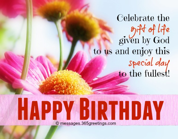 christian birthday card messages ; christian-birthday-card-wishes