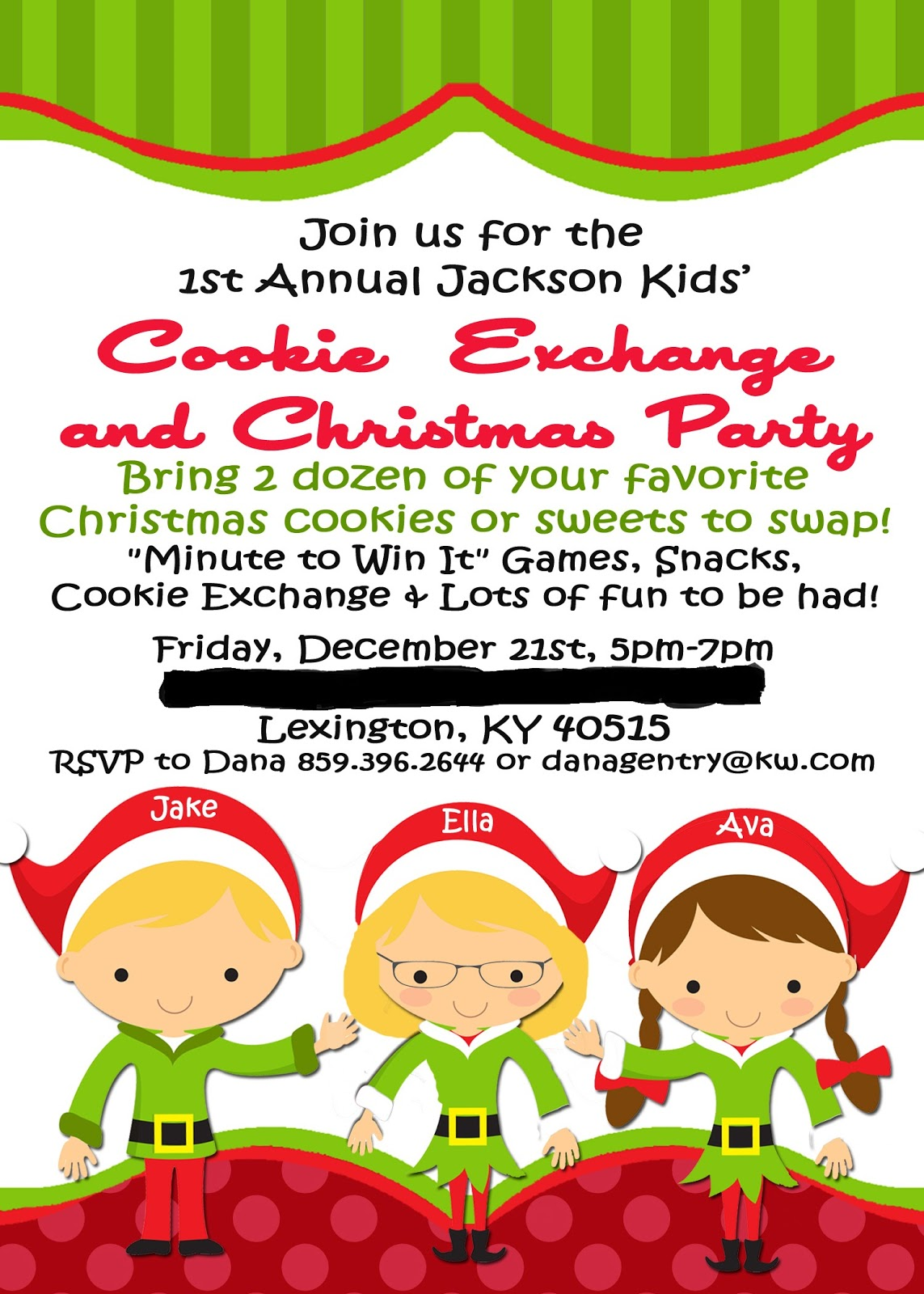 christmas birthday party invitation templates ; 1000_images_about_christmas_cards_on_ajordanscart_com_7