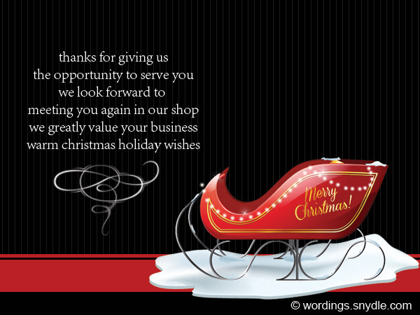 client birthday card messages ; christmas-wishes-for-client