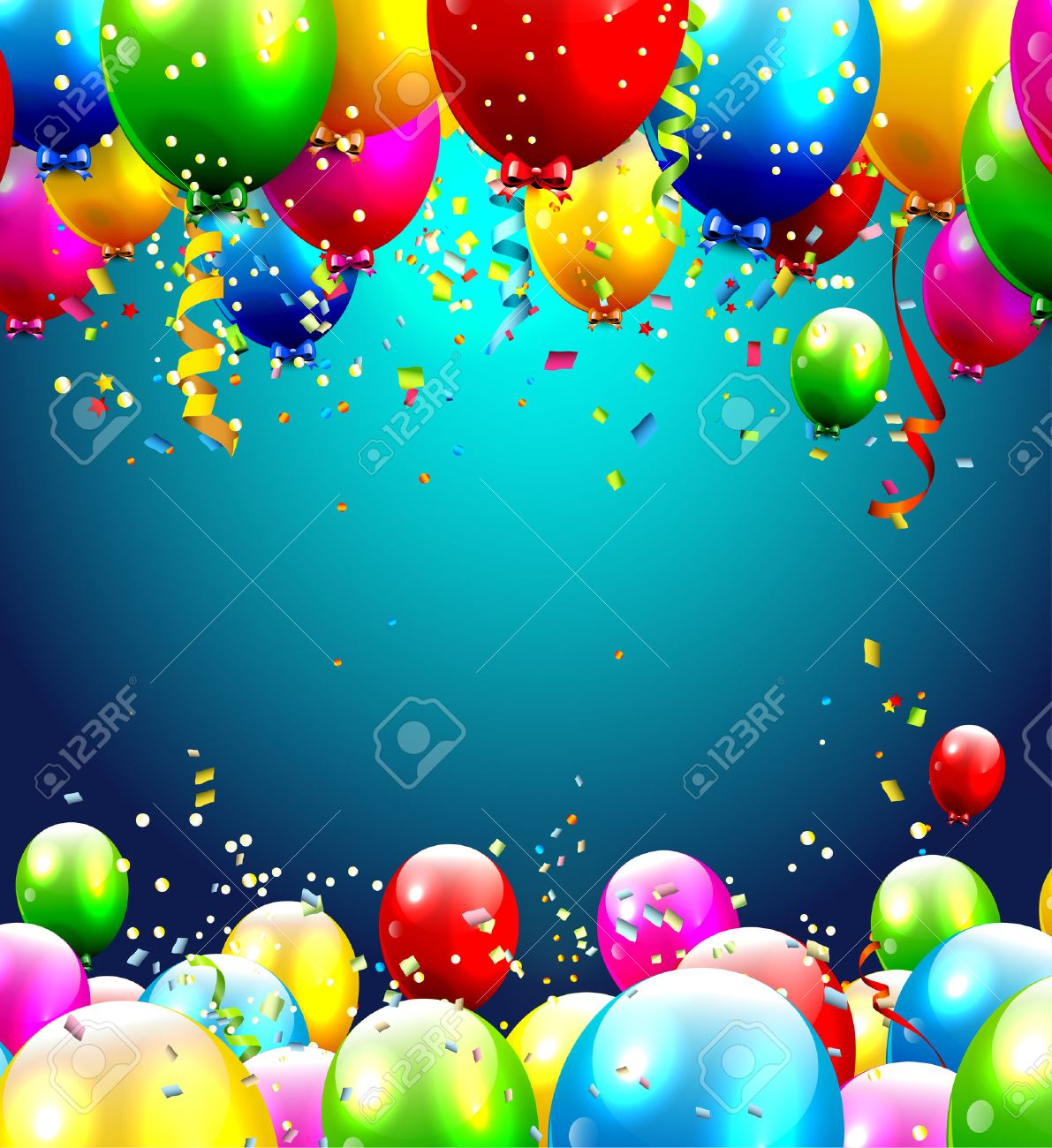 colorful birthday images ; 29385031-colorful-birthday-balloons-background-with-place-for-text