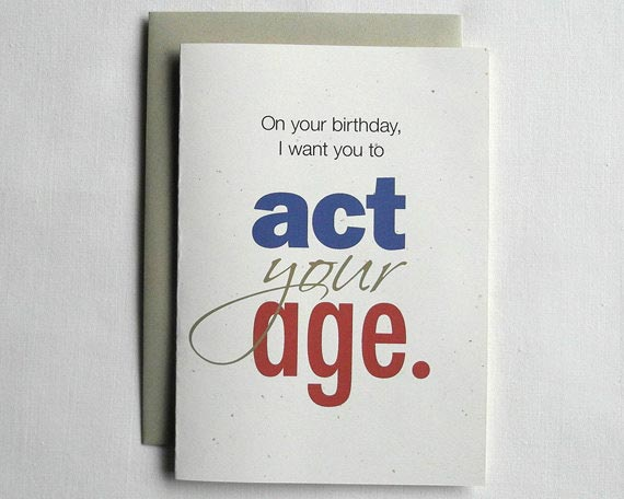 cool birthday poster ideas ; 2-birthday-card-design
