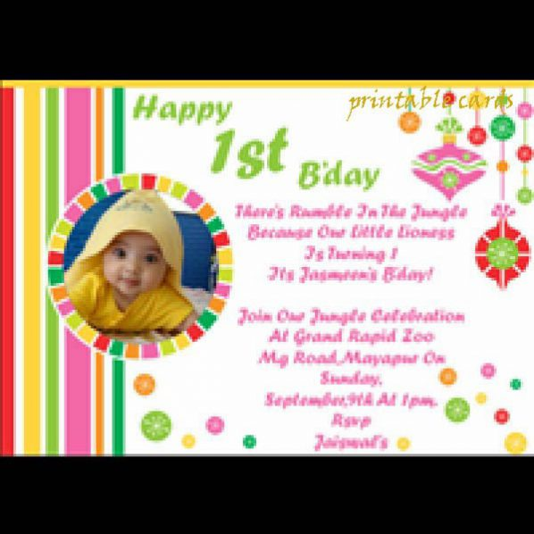 Create Birthday Invitations Online Free With Photo Best Happy