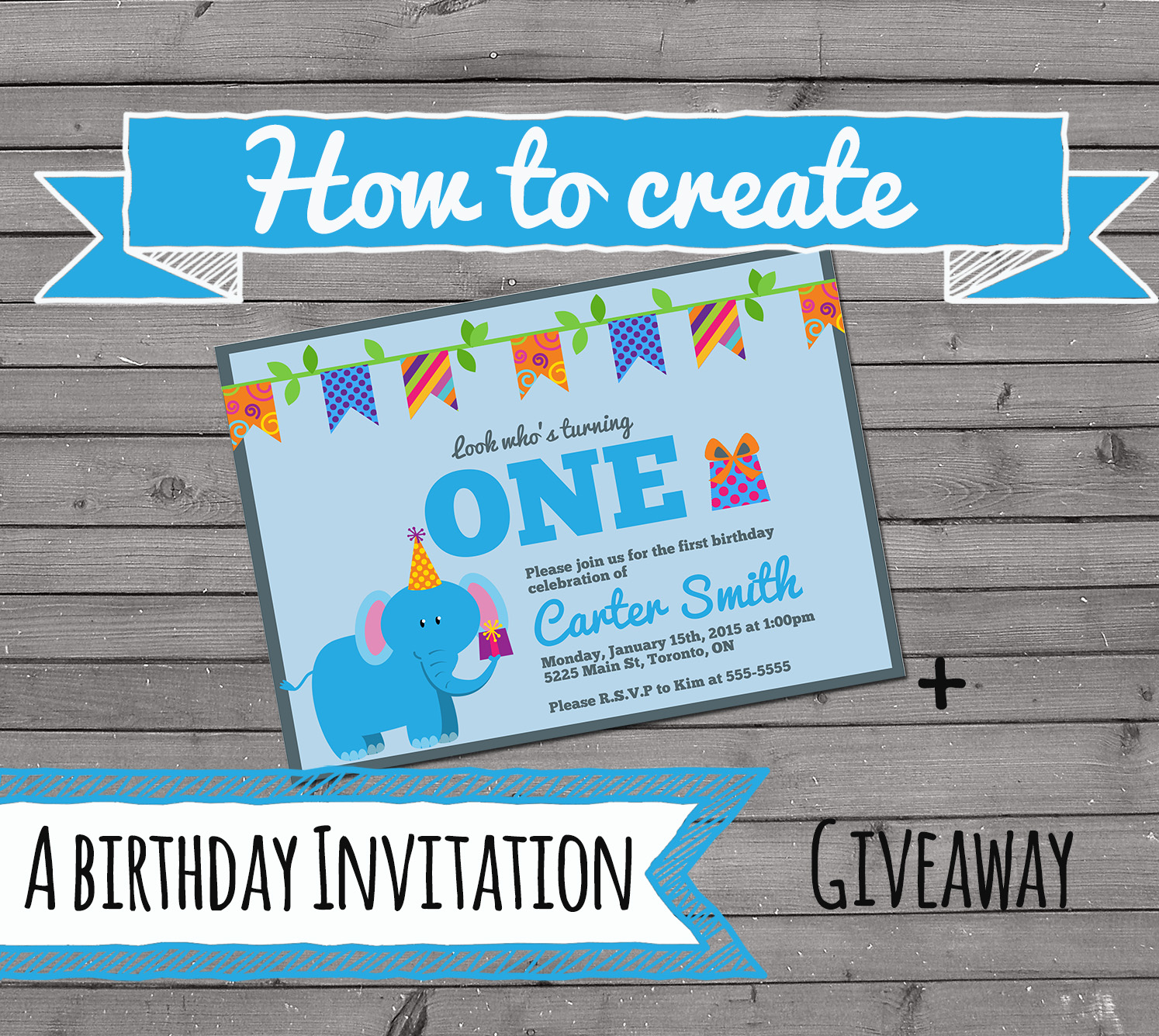 create your own photo birthday invitations ; How-to-create-your-own-birthday-invitation