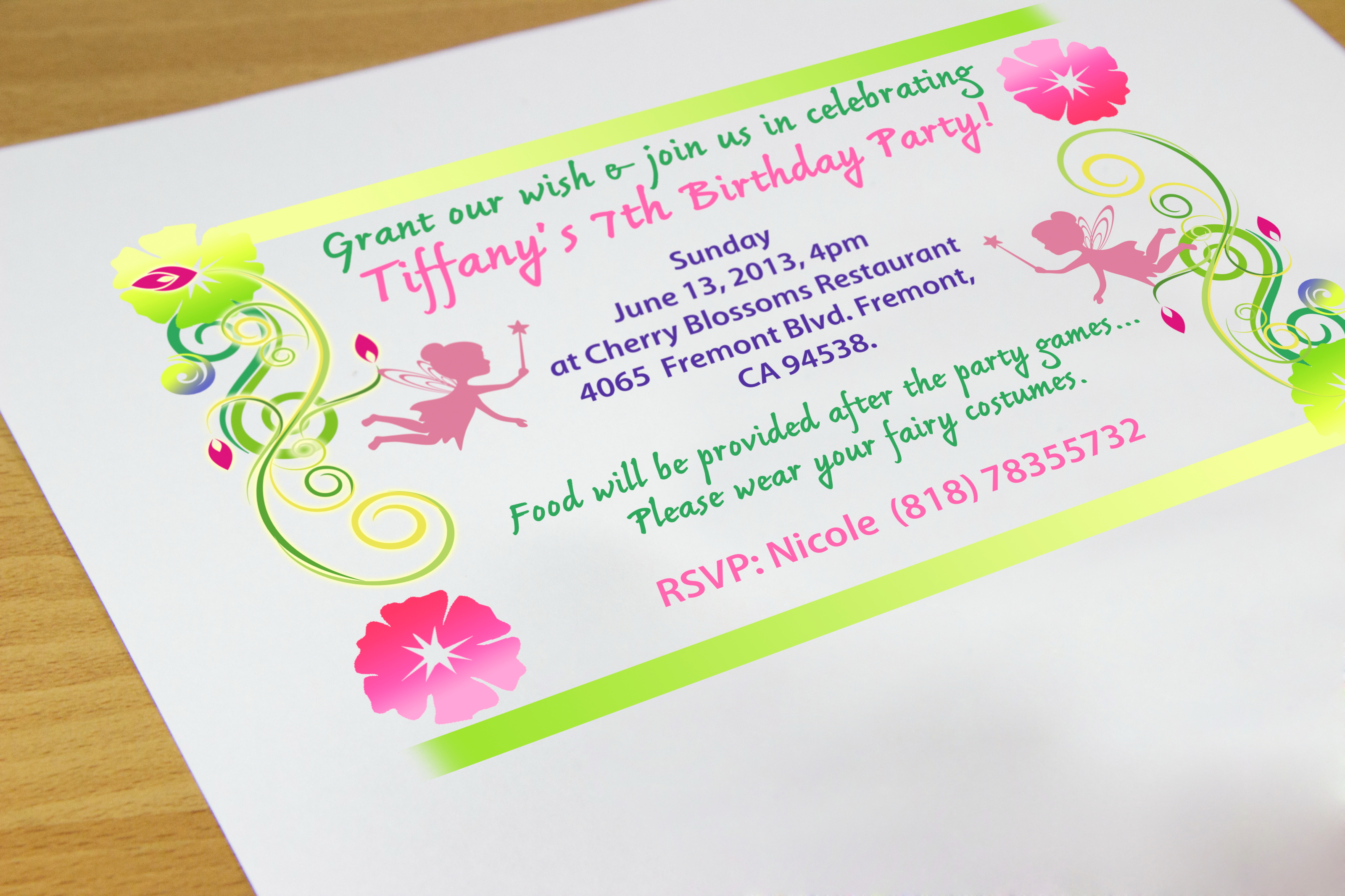 create your own photo birthday invitations ; Make-Own-Birthday-Invitations-Free