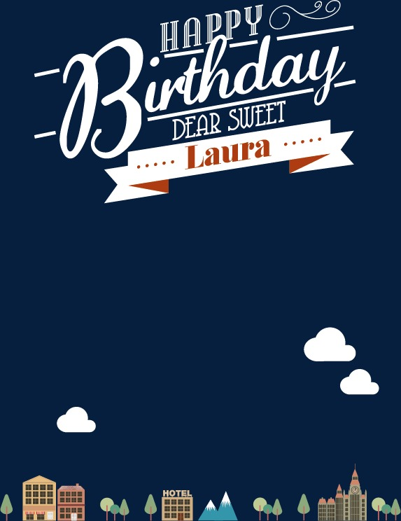 creative birthday posters ; 2057a5d21a1dcc6