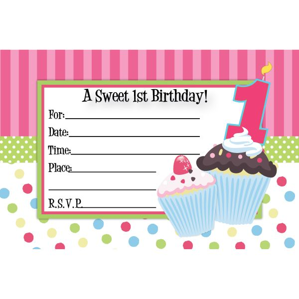 cupcake birthday invitation template ; 283670a44713582de3119e0dcb52689a