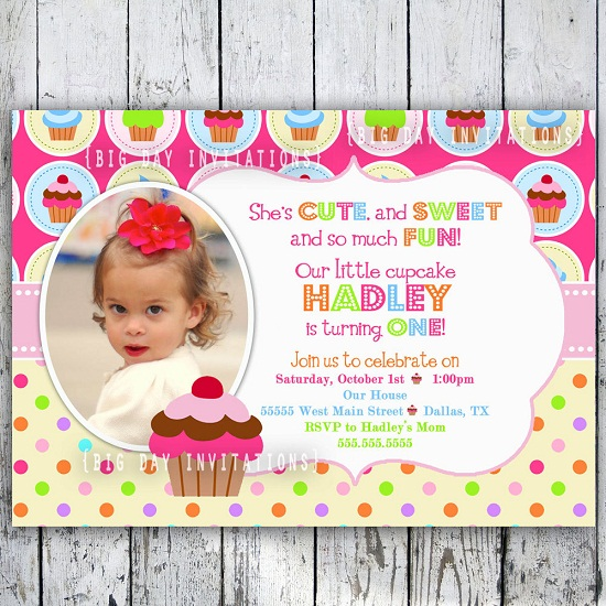 cupcake birthday invitation template ; Bright-cupcake-birthday-invitations