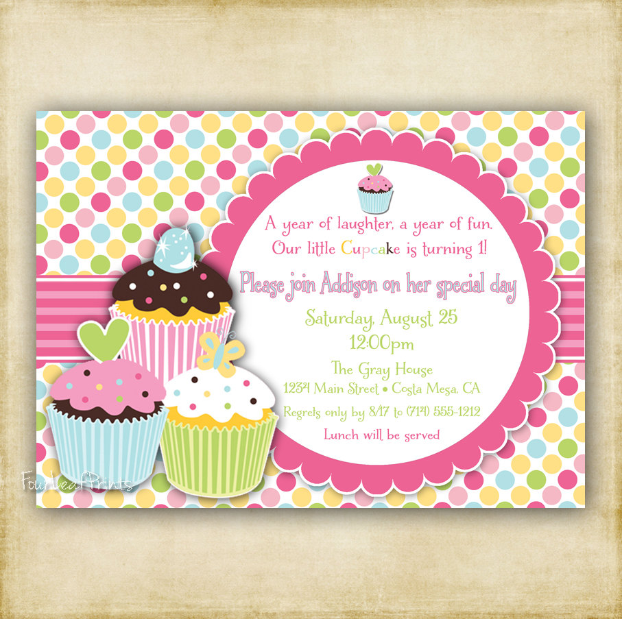 cupcake birthday invitation template ; cupcake-birthday-invitations-with-some-fantastic-invitations-using-gorgeous-layout-of-Birthday-Invitation-Templates-4