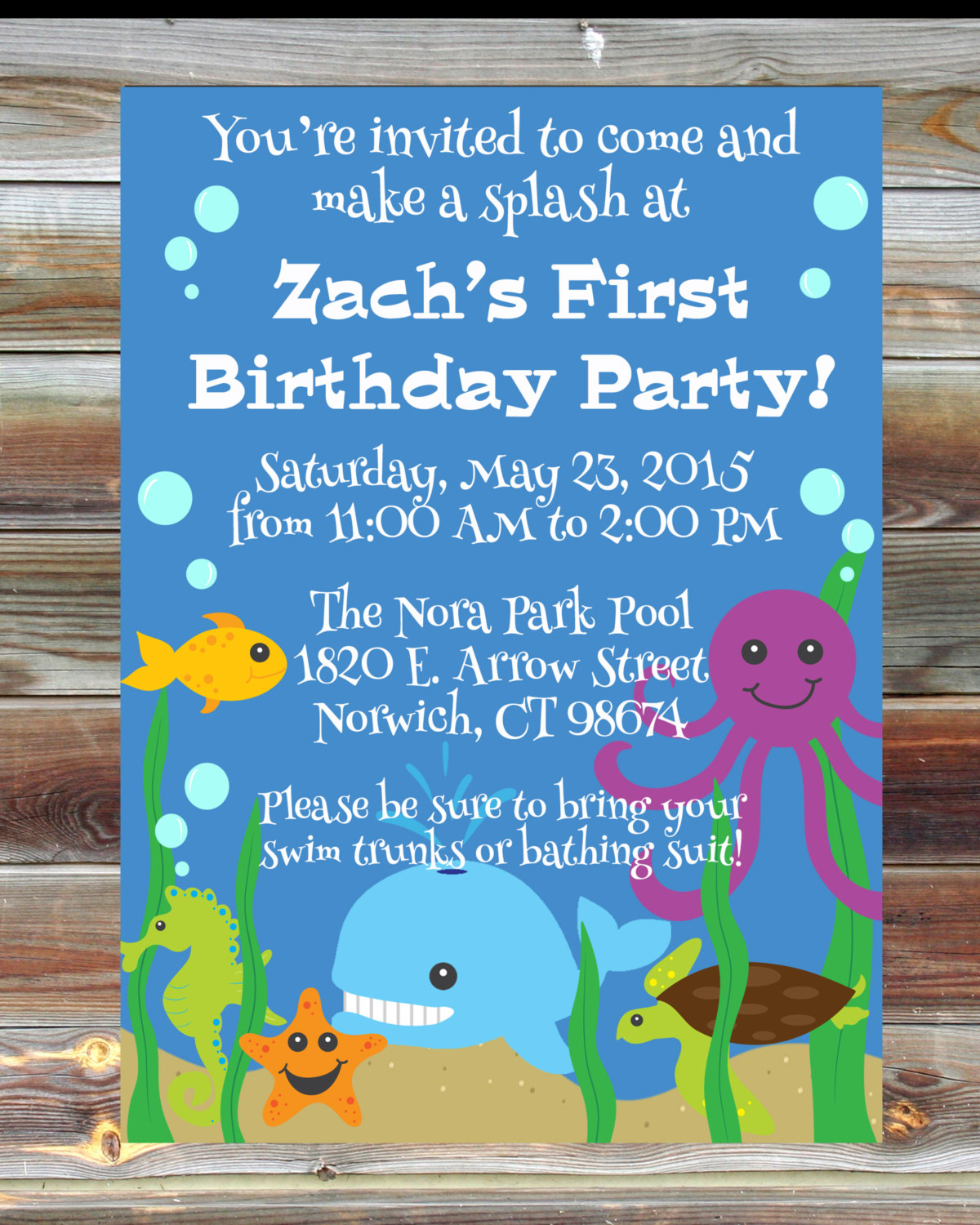 custom photo birthday party invitations ; 0c6968a5758a5cd6786df68451e20982