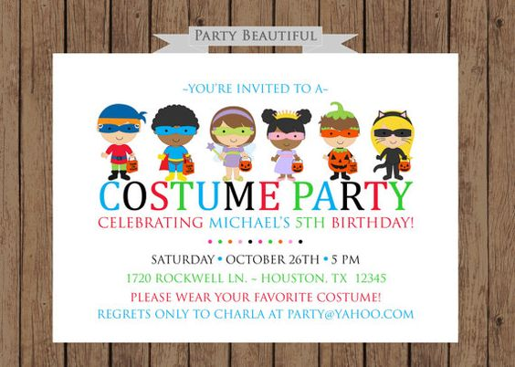 custom photo birthday party invitations ; costume-party-invitations-free-printable-to-inspire-and-to-make-the-surprising-Party-invitations-interesting-2