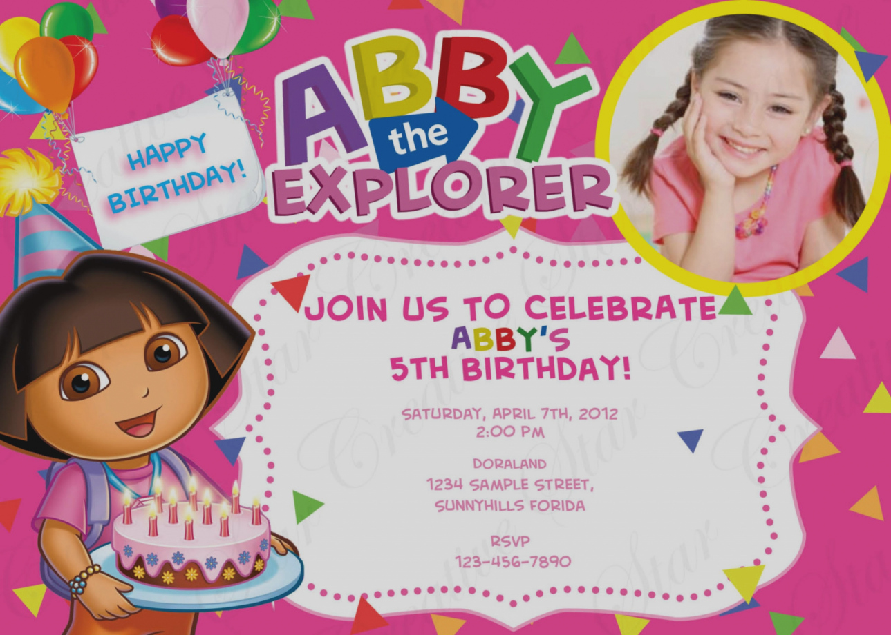 custom photo birthday party invitations ; unique-custom-birthday-party-invitations-alanarasbach-com