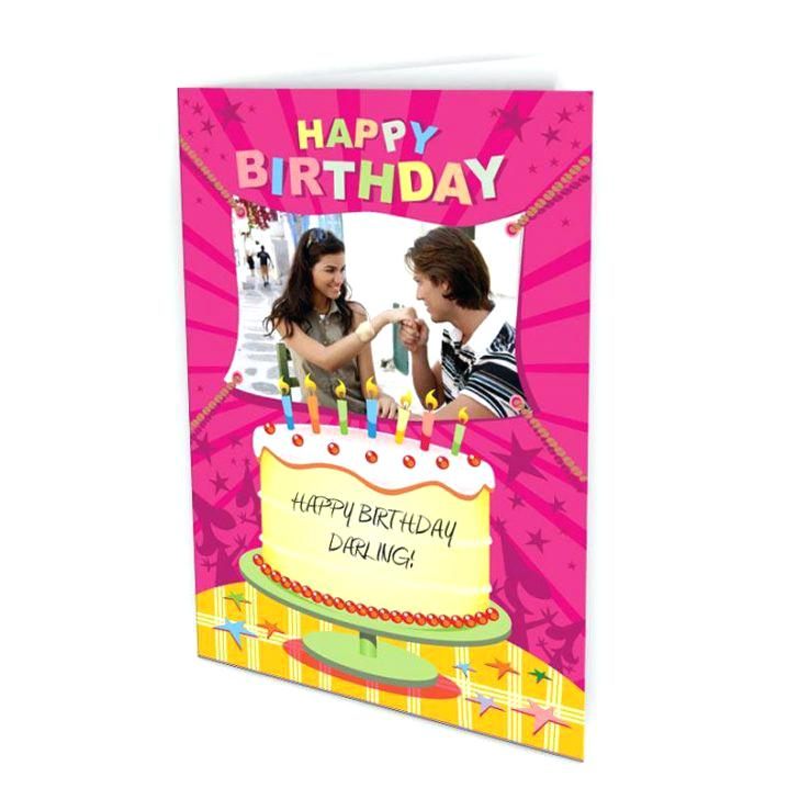 Customized Birthday Greeting Cards Online Customize