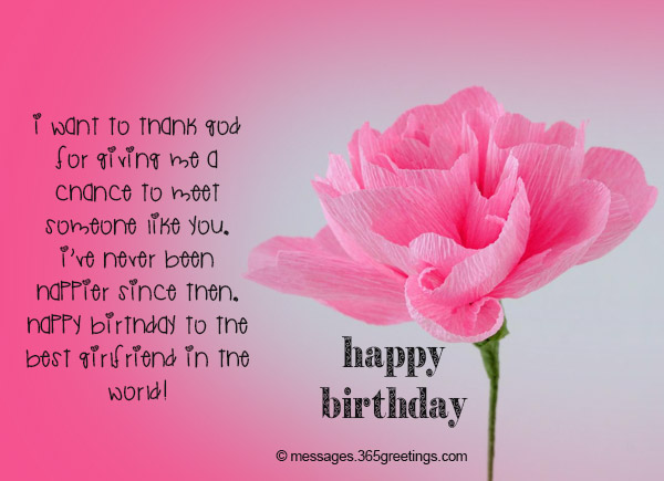 cute birthday card messages for girlfriend ; birthday-wishes-for-girl-friend-03