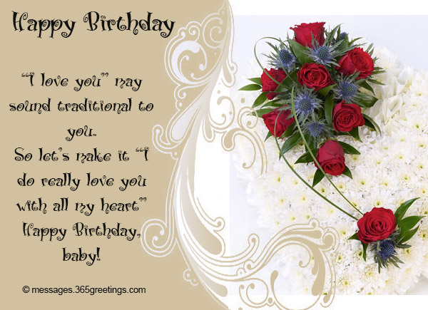 cute birthday card messages for girlfriend ; birthday-wishes-for-girl-friend-08