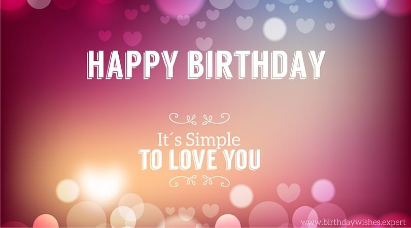 cute birthday card messages for girlfriend ; happy-Birthday